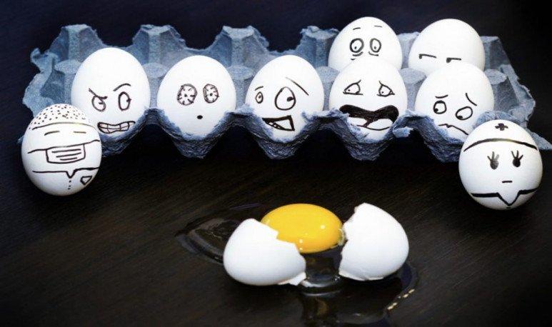 Sin paciencia y sin palabras: cuando nos hinchan los huevos