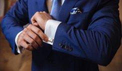 Tips para parecer un gentleman al usar traje.