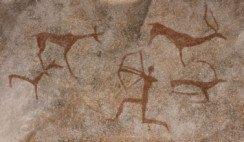 Argentinos de hace 13.000 años.