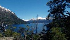 El Perito Moreno y el Nahuel Huapi