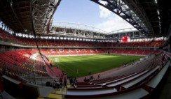 Estadios de Rusia: Otkrytie Arena (Moscú)