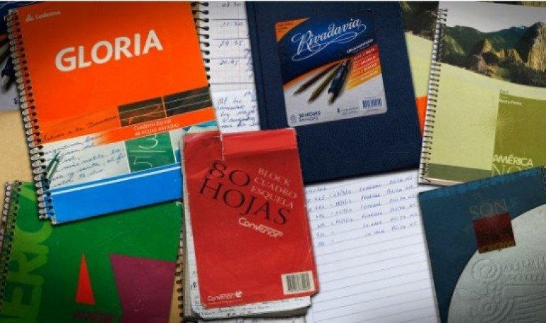 Cuadernos coimas