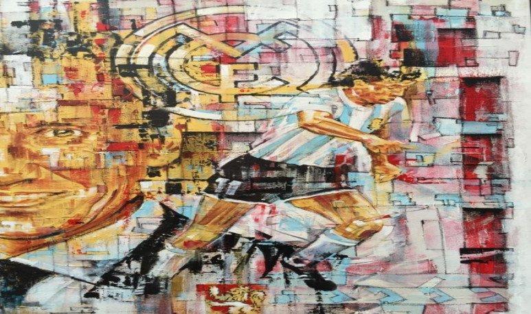 Obra de Andrés Mariani