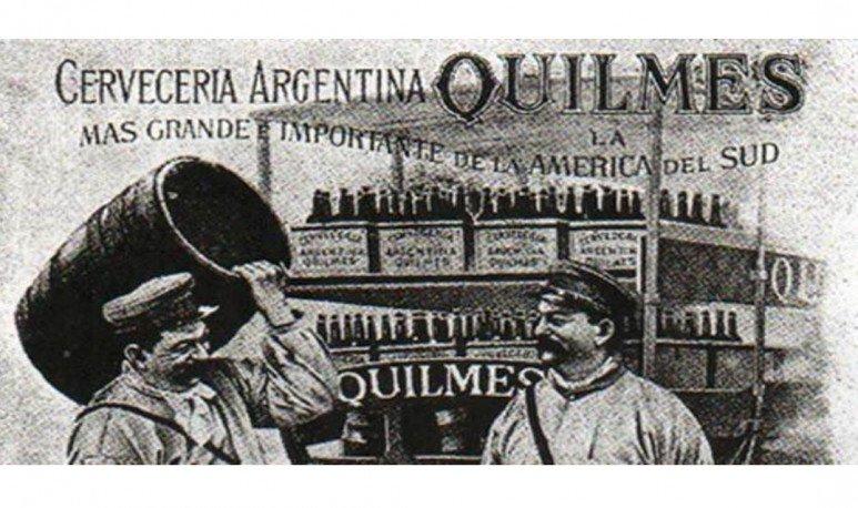 ¿Hay algo más argentino que la Quilmes?