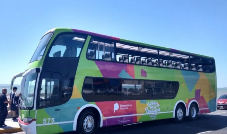 bus turístico itinerante
