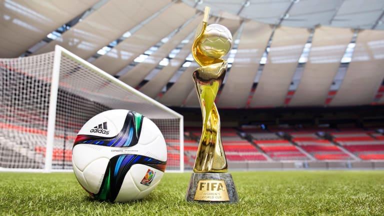 Copa del Mundo que estará en juego durante el Mundial Femenino de la FIFA Francia 2019