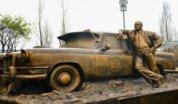 monumento taxista