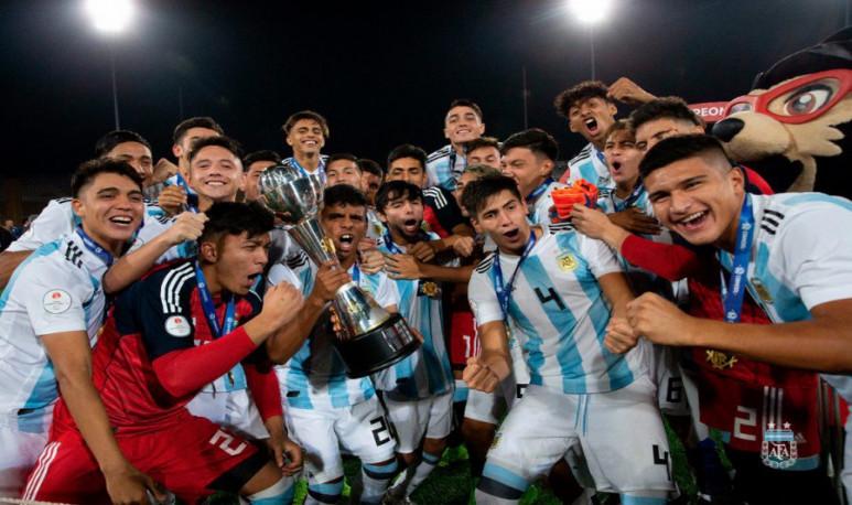 Argentina se coronó Campeón en el Mundial Sub 17