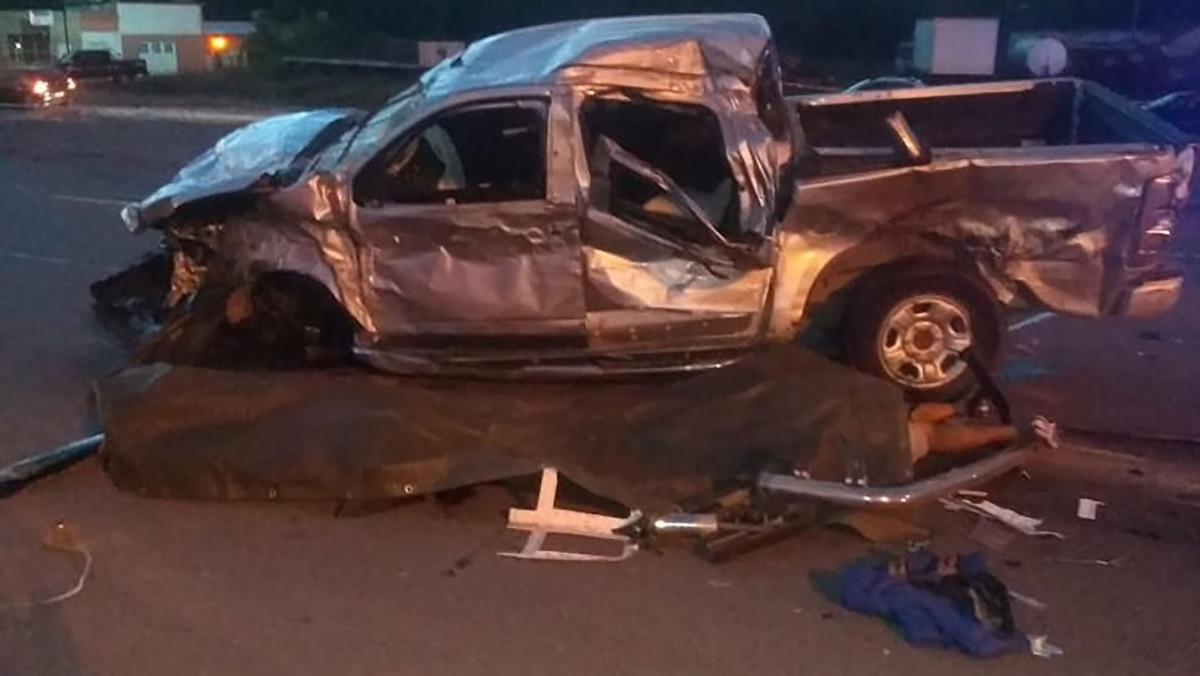 Juan Batalla - Accidente
