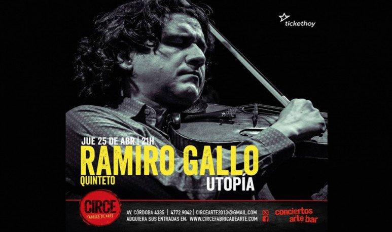 Ramiro Gallo Utopia