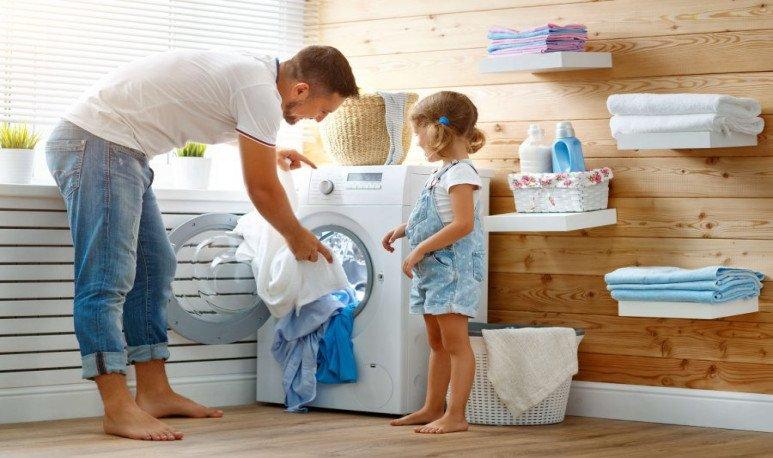 Tips para organizar el lavadero