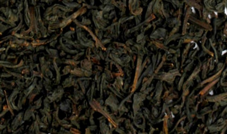 Lapsang Souchong, a strange and intense blend