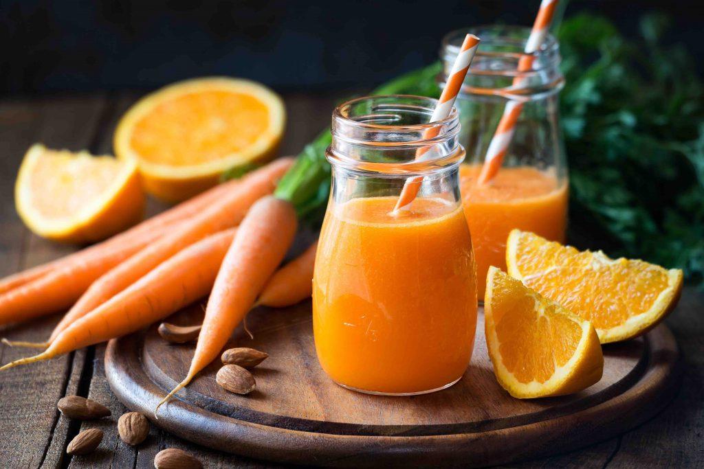 detox zanahoria