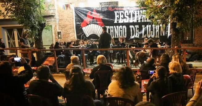 festival de tango lujan