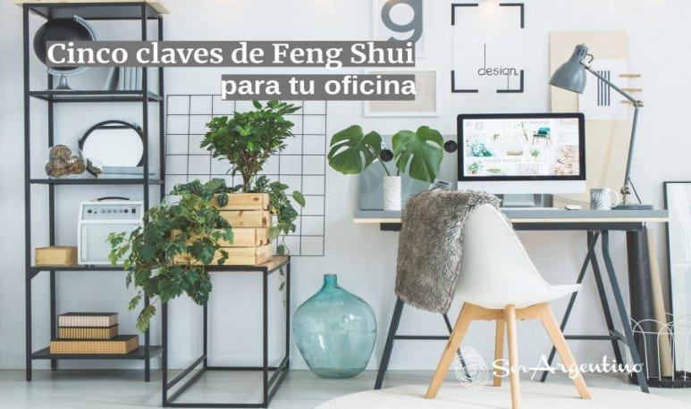 5 claves feng shui