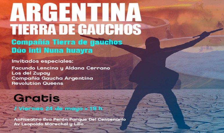 Argentina Tierra de gauchos