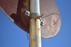 Basta de atar las cosas con alambre