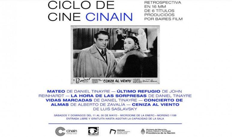 Ciclo de Cine CINAIN