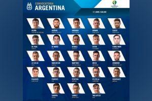 Copa America seleccion