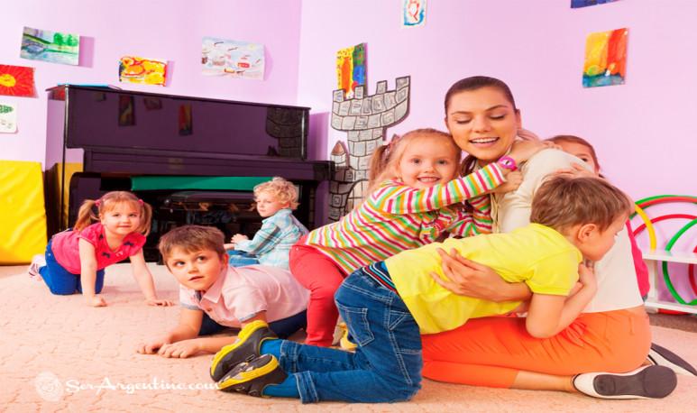 Día Nacional de los Jardines de infantes