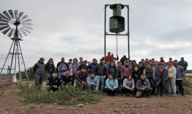 La UNRN y la Uflo tienen un proyecto para desarrollar e instalar molinos en zonas rurales.
