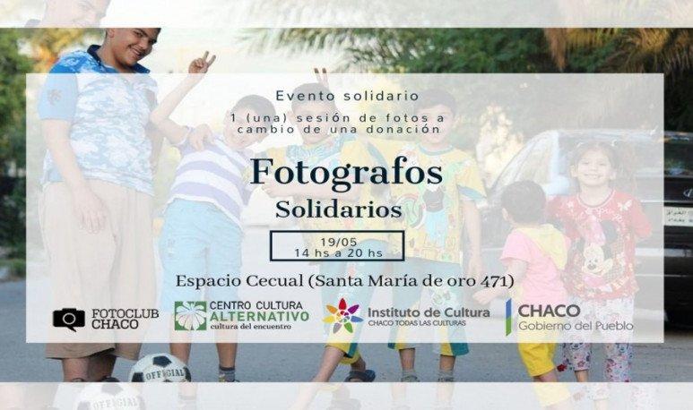 Fotografos solidarios chaco