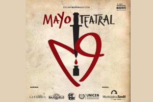 Mayo teatral Tandil