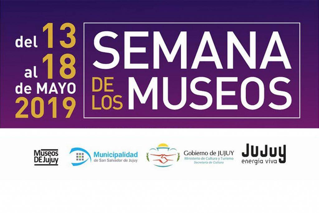 Semanas de los museos Jujuy