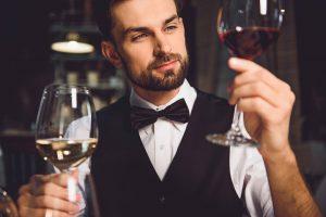 Taninos y acidez del vino