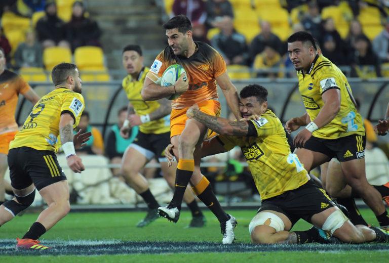 Super Rugby - Hurricanes v Jaguares, 17 May 2019