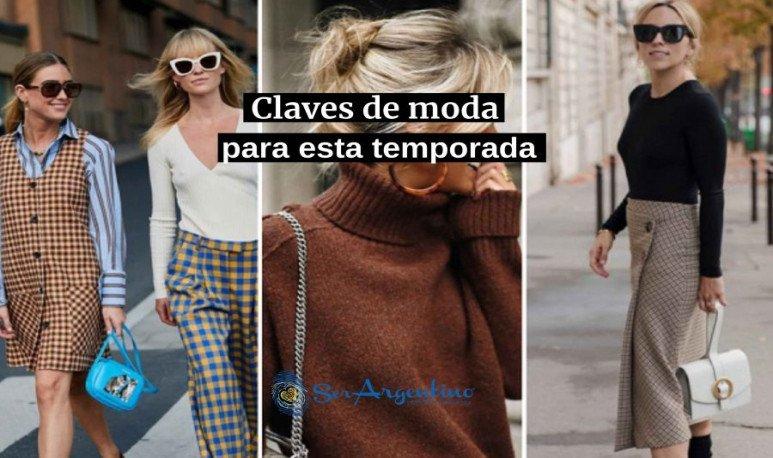 claves de moda