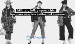 militar folk sport chic