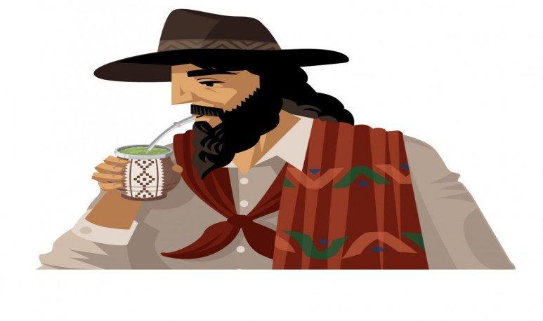 poncho gaucho