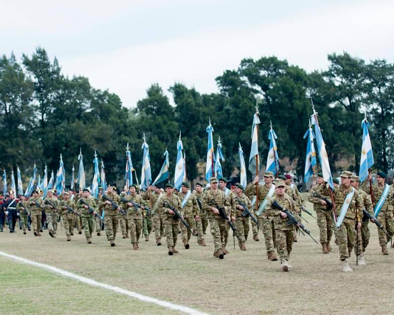 3 de junio - Día del Soldado