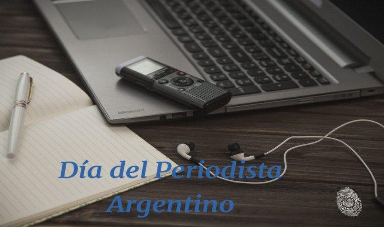 7 de Junio - Día del periodista Argentino