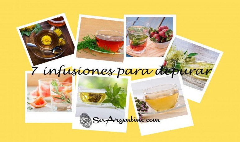 7 infusiones