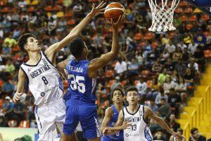 Argentina finalizó el FIBA