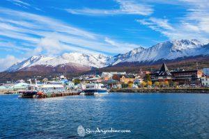 Ciudad de Ushuaia fin del mundo