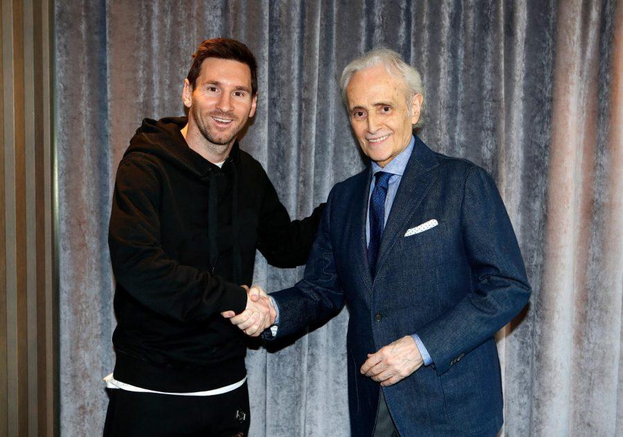 La Fundación de Messi