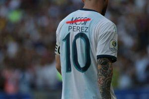 Messi Perez