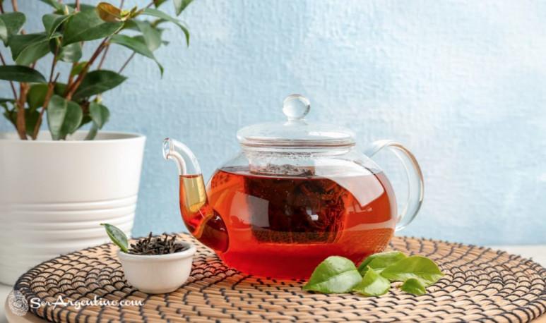 Sabías que bebiendo té, cuidas tus dientes