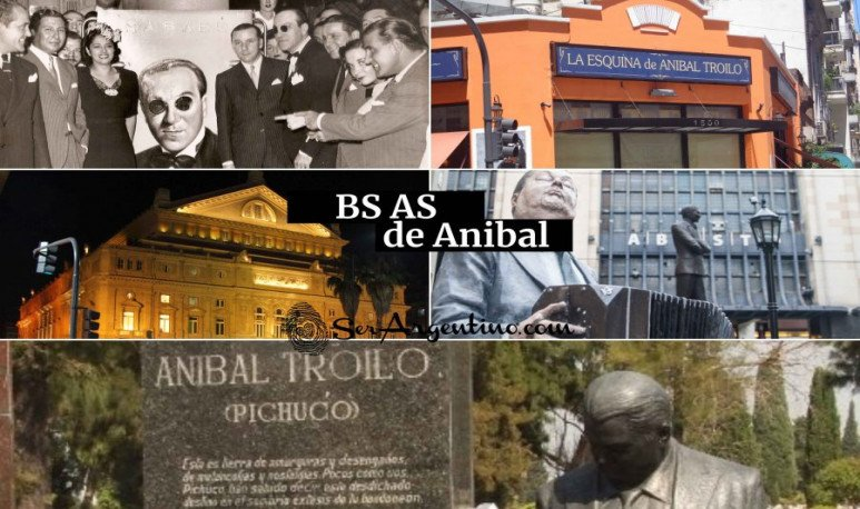anibal troilo en bs as
