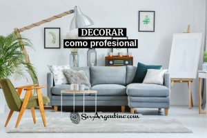 decorar como profesional