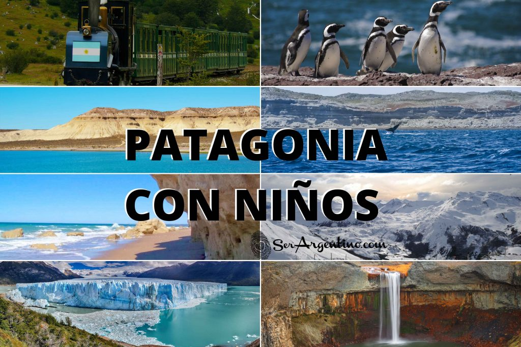 PATAGONIA CON NIÑOS