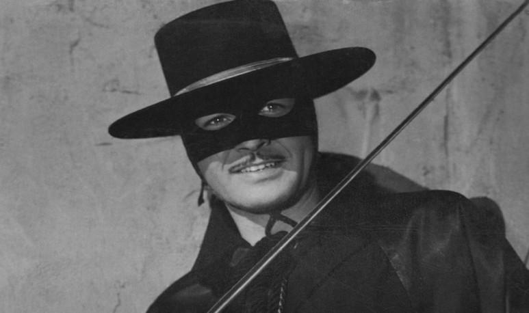 100 años del Zorro