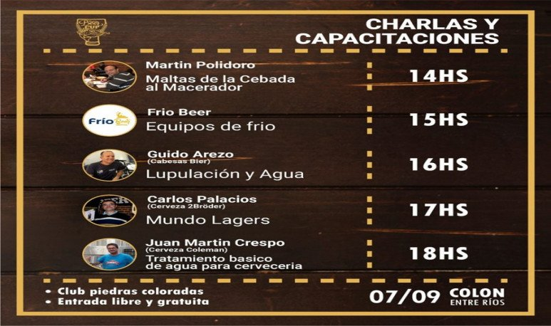 Copa Entrerriana de Cervezas Artesanales