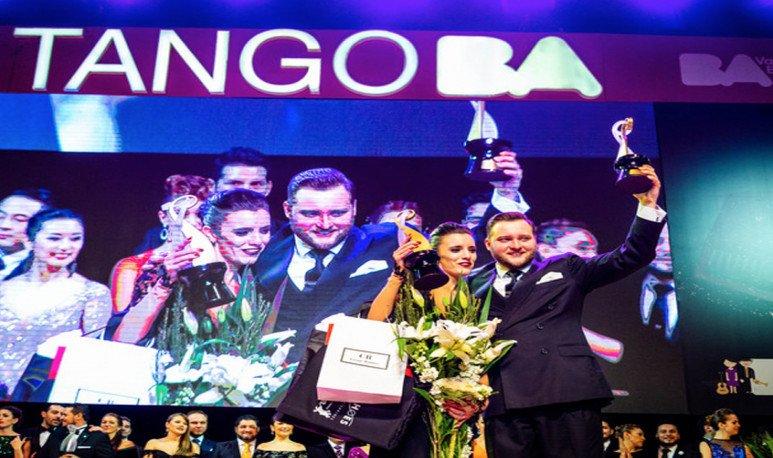 Ganadores Tango pista 2019