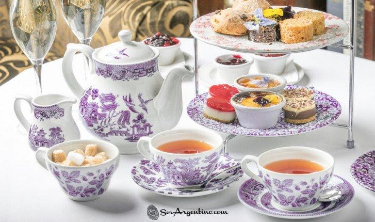 High Tea vs Low Tea