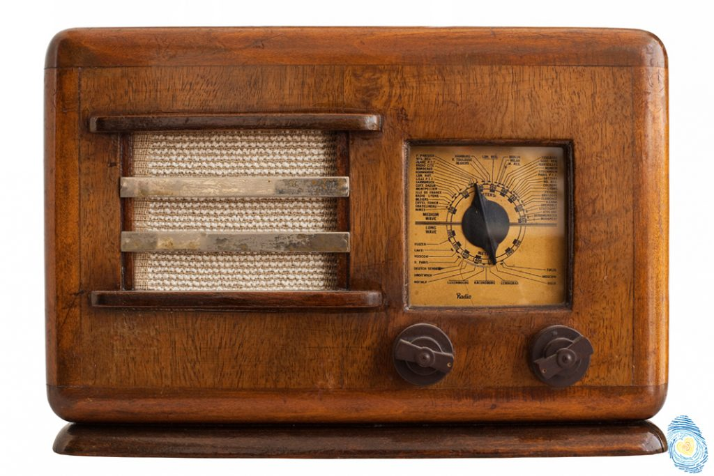 La radio en su primera época
