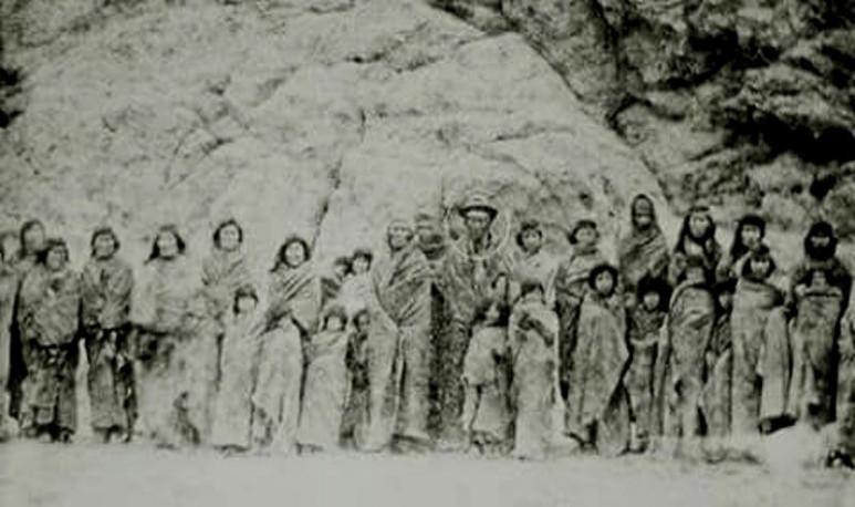 comunidad tehuelche